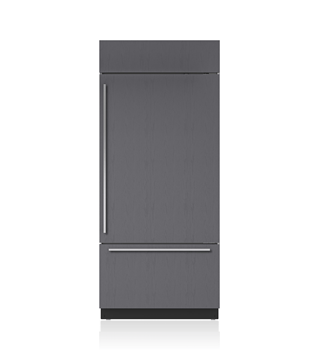 "Sub-Zero 36"" Built-In Over-and-Under Refrigerator/Freezer with Internal Dispenser - Panel Ready BI-36UID/O"