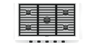 36 Contemporary Gas Cooktop 5 Burners