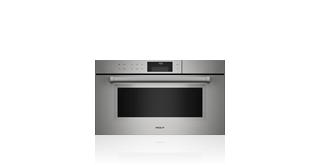 "Wolf 30"" M Series Professional Convection Steam Oven CSO30PM/S/PH"