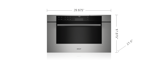 30 M Series Transitional Convection Steam Oven