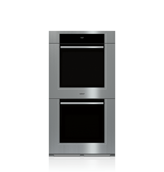 "Wolf 27"" M Series Transitional Built-In Double Oven DO27TM/S/TH"