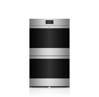 30 M Series Contemporary Stainless Steel Built In Double Oven