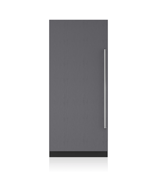 "Sub-Zero 36"" Designer Column Refrigerator with Internal Dispenser - Panel Ready IC-36RID"