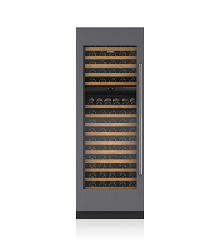 "Sub-Zero 30"" Designer Wine Storage - Panel Ready IW-30"