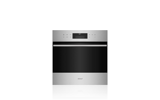 "Wolf 24"" E Series Transitional Built-In Single Oven SO24TE/S/TH"