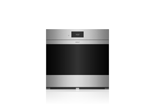 "Wolf 30"" M Series Contemporary Stainless Steel Built-In Single Oven SO30CM/S"