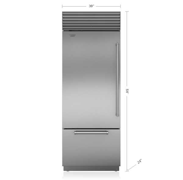 Built In Refrigeration | BI-36U/S | Sub-Zero & Wolf