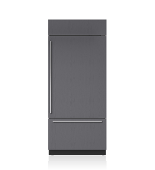"Sub-Zero 36"" Built-In Over-and-Under Refrigerator/Freezer - Panel Ready BI-36U/O"
