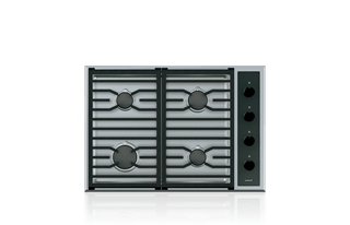 "Wolf 30"" Transitional Gas Cooktop - 4 Burners CG304T/S"