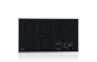 "Wolf 36"" Electric Cooktop - Framed CT36E/S"