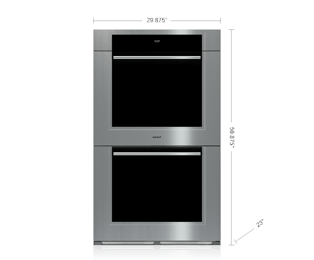 30 M Series Transitional Built In Double Oven Do30tm S Th Wolf Liances