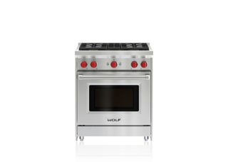 Gas Ranges Kitchen Ranges Wolf Appliances