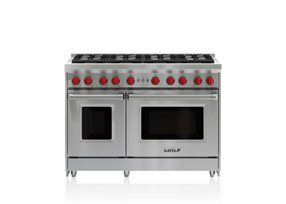 "Wolf 48"" Gas Range - 8 Burners GR488"