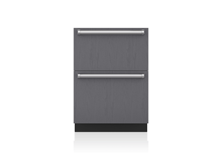 Same Style Without The Ice Maker 24 Freezer Drawers