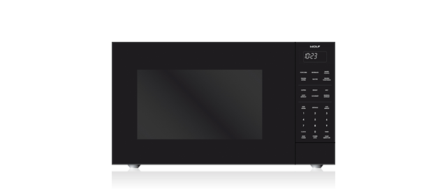 Wolf 24 Standard Microwave Oven Ms24