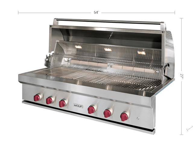 54 Outdoor Gas Grill