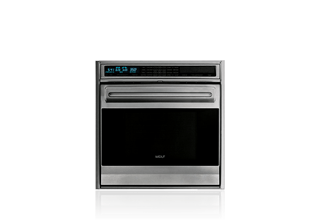 "Wolf 30"" Built-In L Series Oven - Unframed Door SO30U/S"