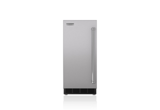 "Sub-Zero 15"" Ice Maker with Pump - Panel Ready UC-15IP"