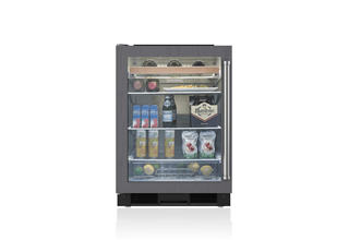 "Sub-Zero 24"" Undercounter Beverage Center - Panel Ready UC-24BG/O"