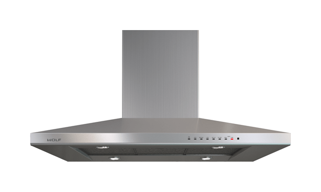 Wolf 42 Quot Cooktop Island Hood Stainless Vi42s