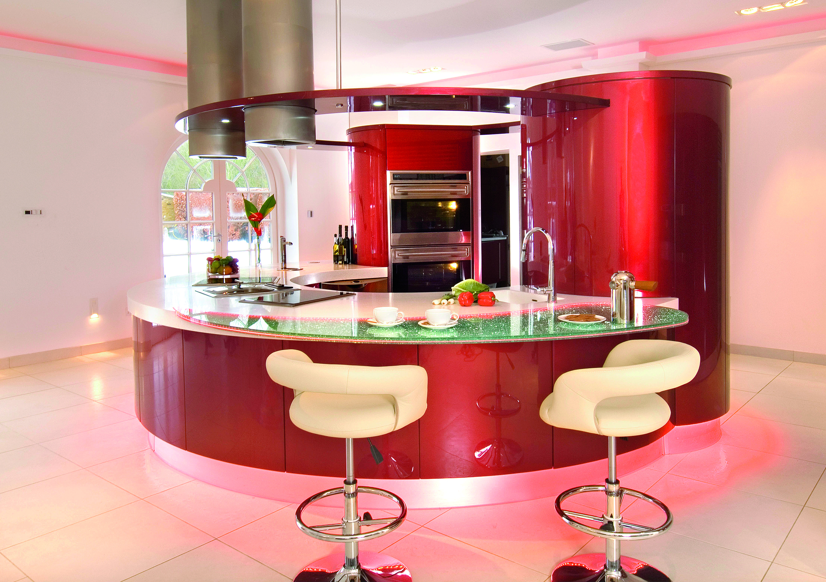 Beau The Hub Of An English Manor House Is Its Iconic, Eye Candy Kitchen. But The  Cooks Are Its Heart.