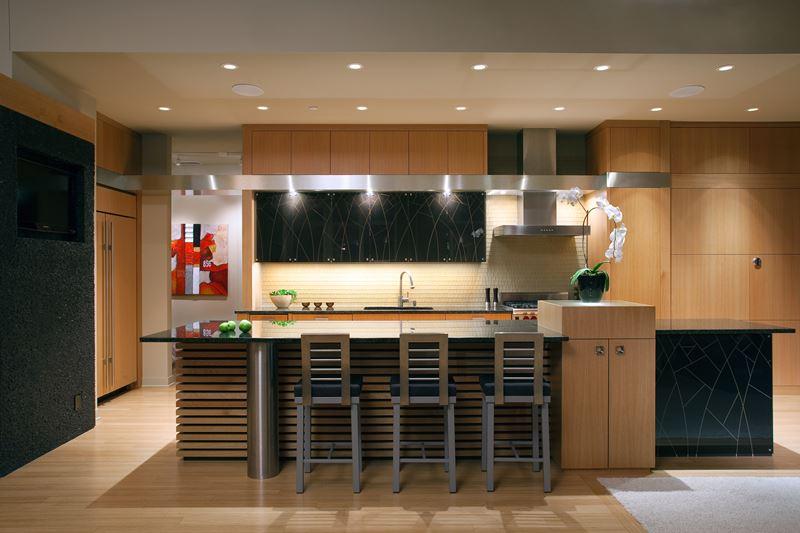 minneapolis loft sub zero wolf and cove kitchens. Black Bedroom Furniture Sets. Home Design Ideas