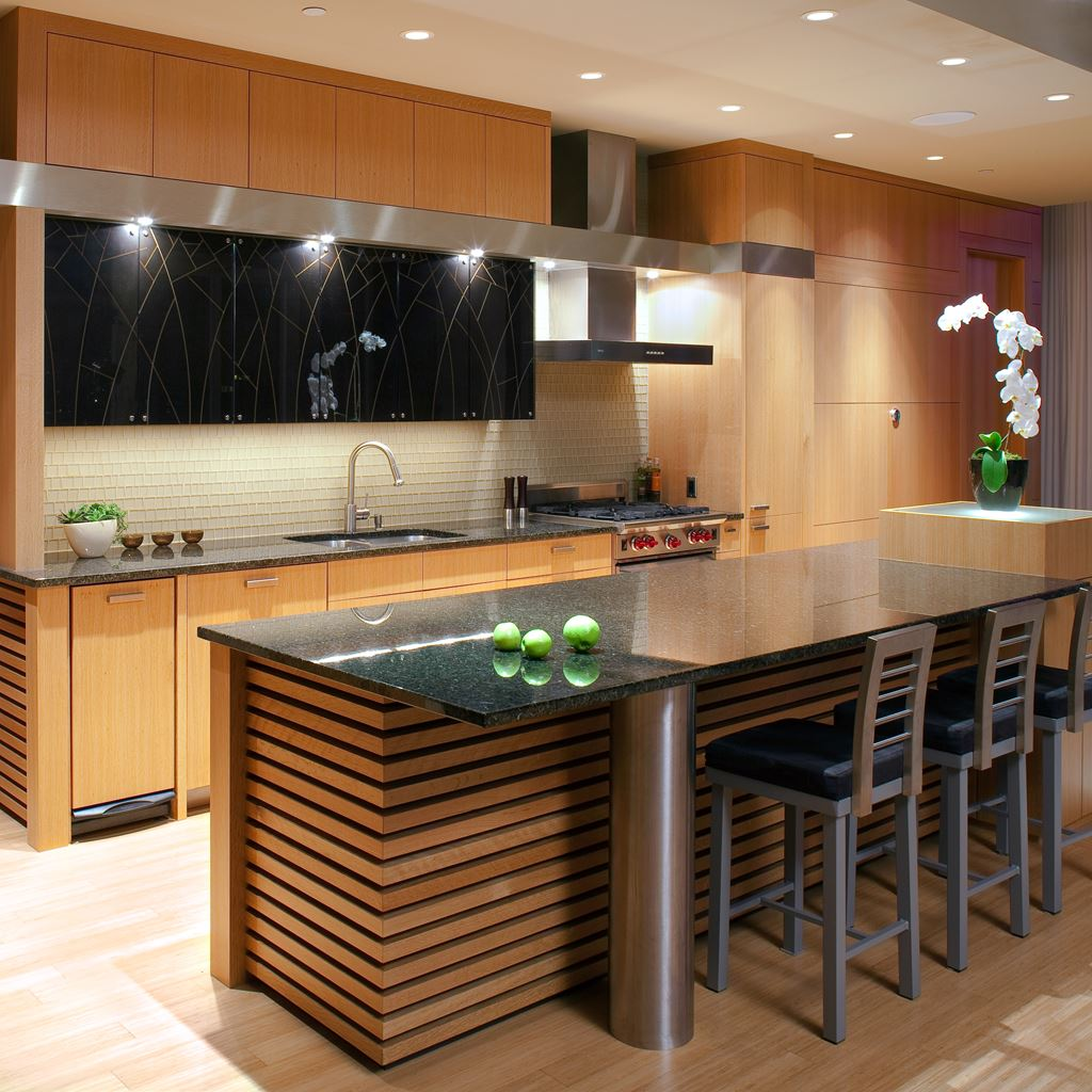 Kitchen Design Unique: Sub-Zero, Wolf, And Cove Kitchens