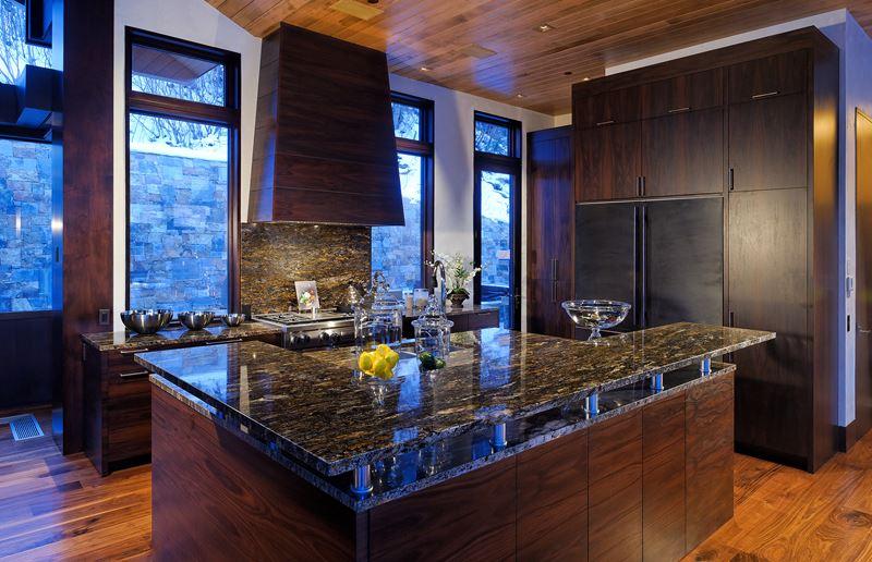 Mountain Modern | Sub-Zero, Wolf, and Cove Kitchens