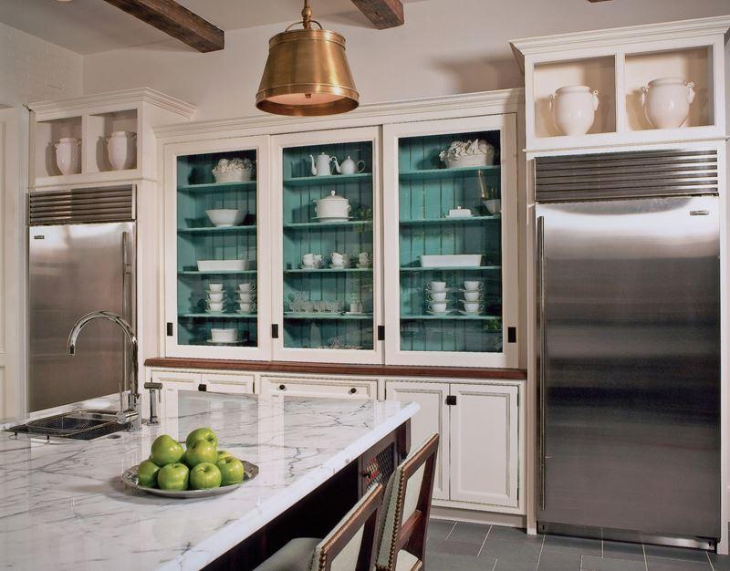 Modern Tudor | Sub-Zero, Wolf, and Cove Kitchens
