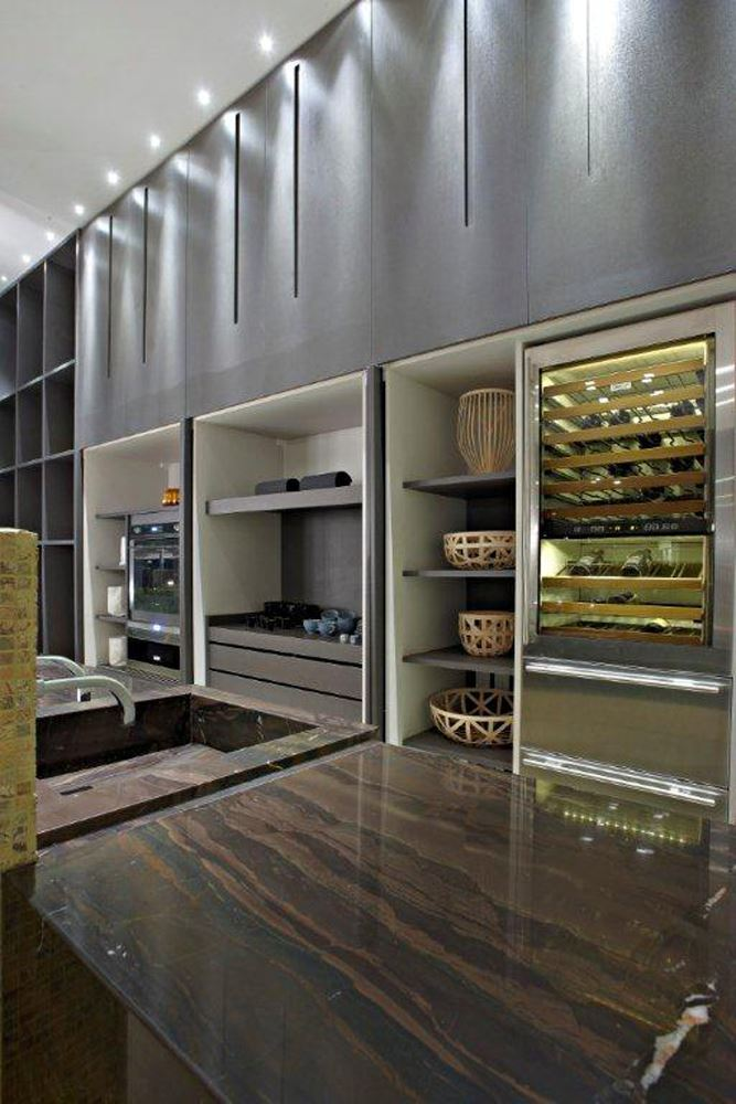 Living Gourmet Sub Zero Wolf And Cove Kitchens
