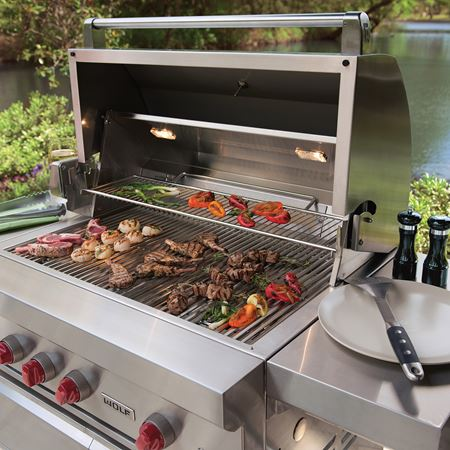 36 Quot Outdoor Gas Grill Og36 Wolf Appliances