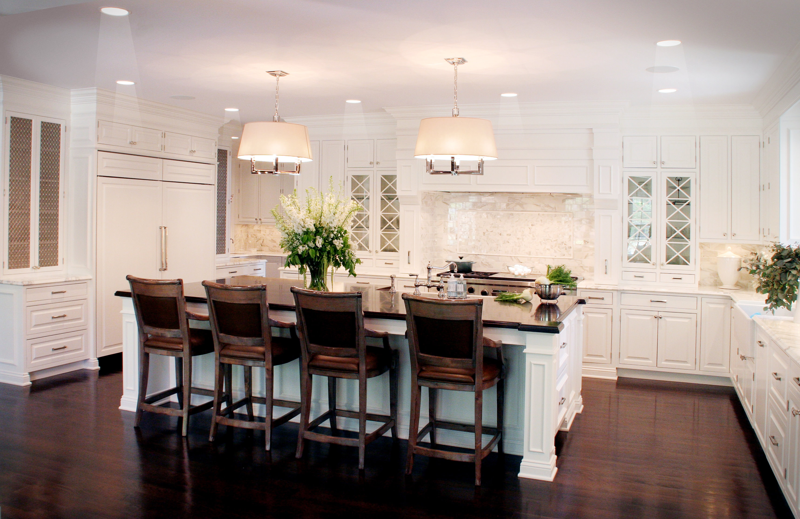 White Kitchen Gallery the classic white kitchen deconstructed | kitchen gallery |