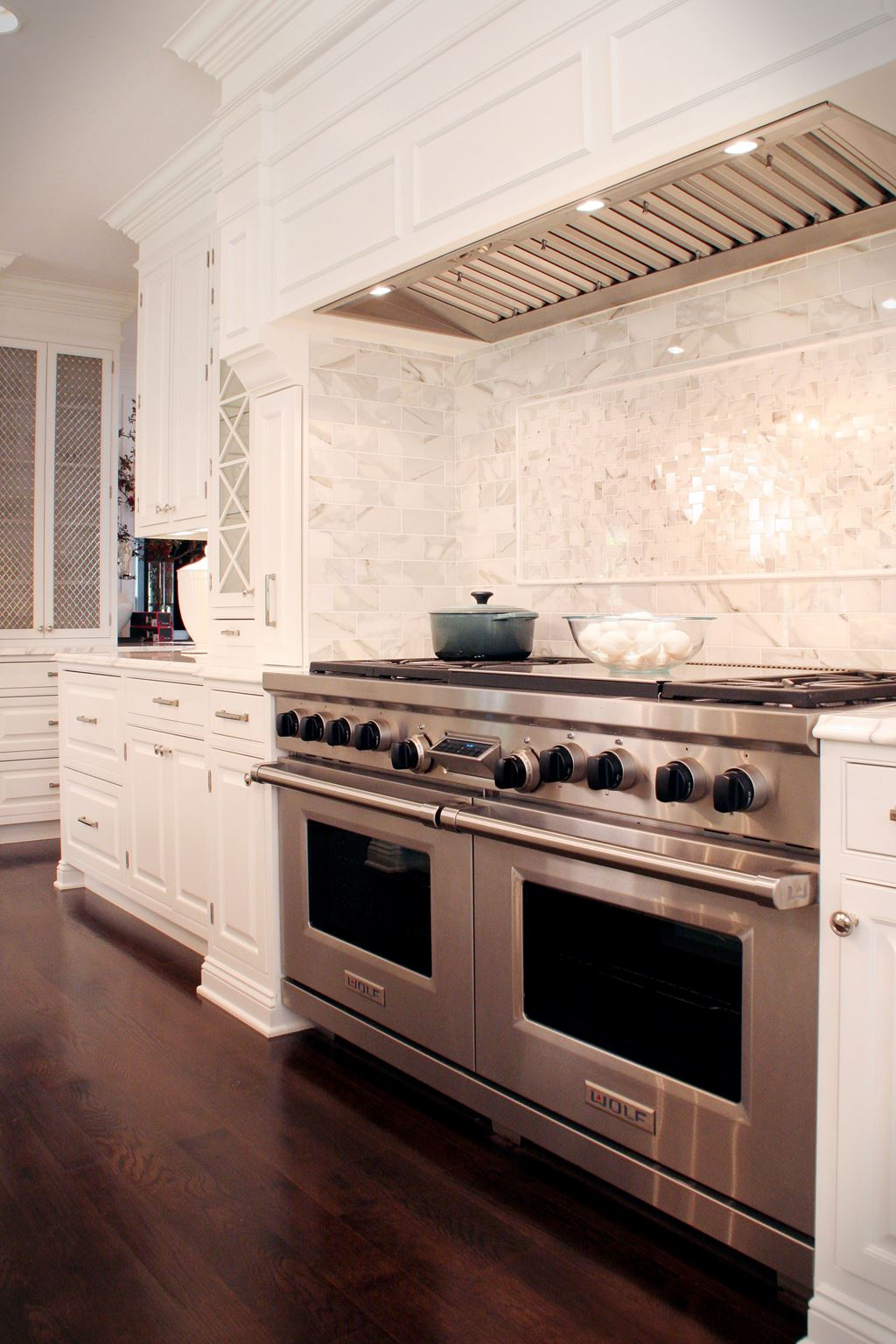 Uncategorized Wolf Kitchen Appliances the classic white kitchen deconstructed gallery