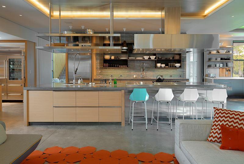 private residence, boston area | kitchen gallery | sub-zero