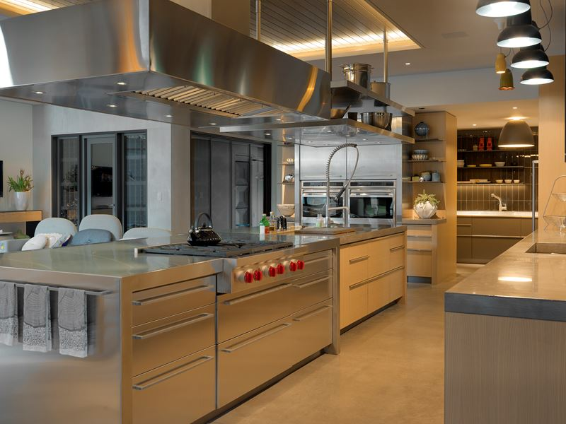 Private Residence, Boston Area   Sub-Zero, Wolf, and Cove Kitchens