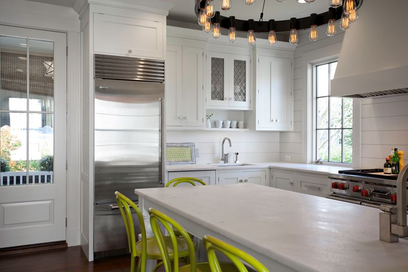 contemporary traditional kitchen sub zero wolf and cove kitchens