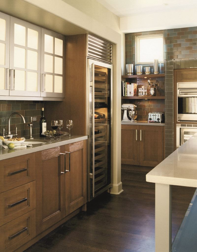 Kitchen design gallery kitchen vocabulary list - An Open Plan And Contemporary Renderings Of Rural Design Vocabularies Help Transition A Growing Family Into Their New Home In The City