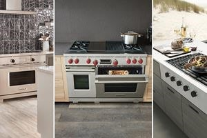 Upgrade Wolf ranges, cooktops, and ventilation and save up to $900 on qualifying Wolf appliances.