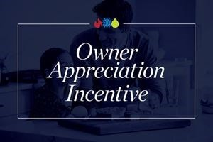 Take advantage of the Sub-Zero, Wolf, and Cove Owner Appreciation Incentive and receive a 10% discount with a qualifying model