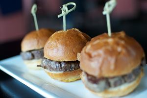 Beef Tenderloin Sliders