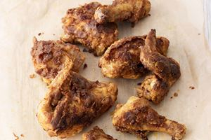 Pan-Fried Chicken