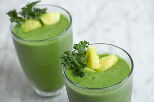 Pineapple Kale Whole Juice
