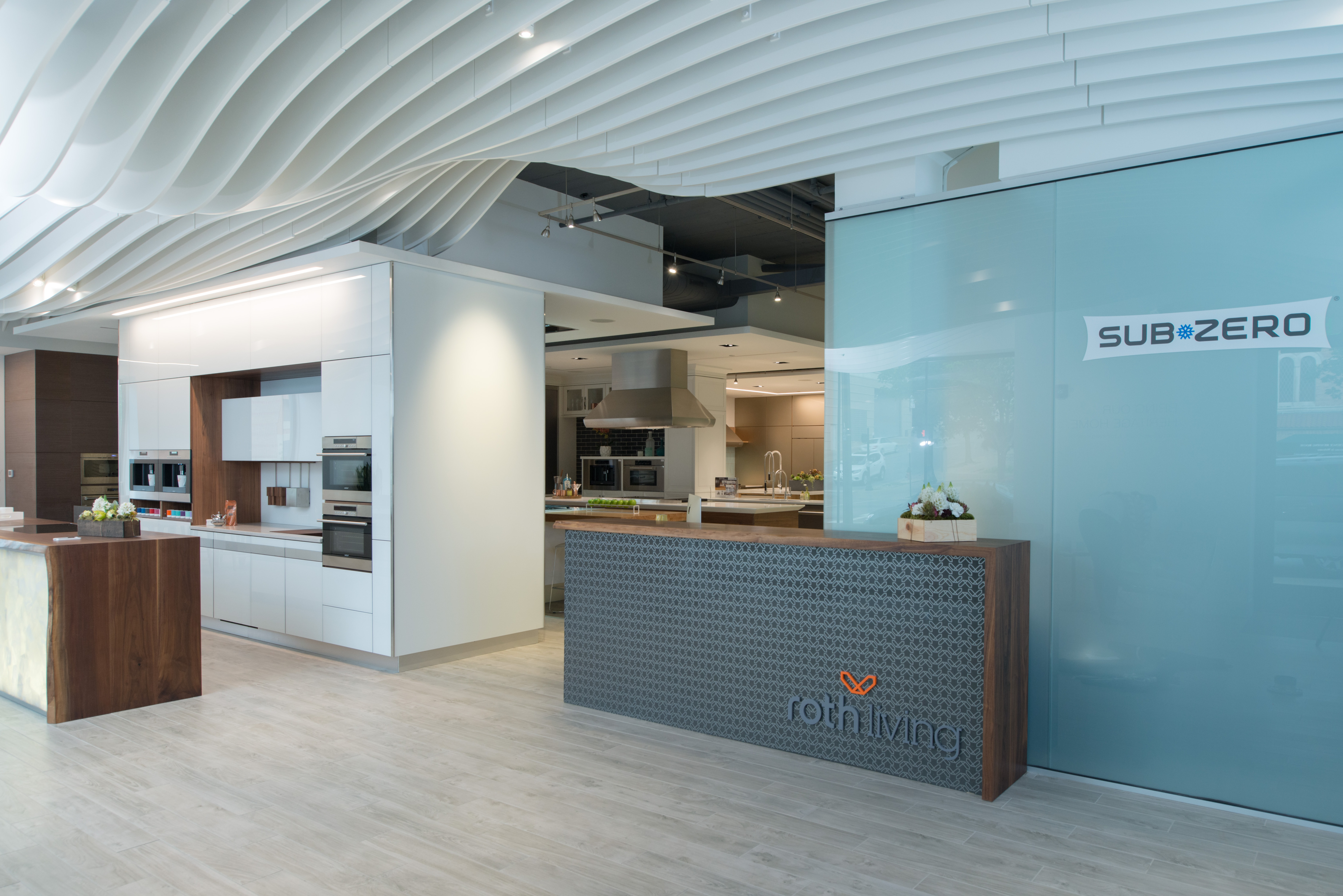 Sub Zero, Wolf, And Cove Showroom Kansas City By Roth Living