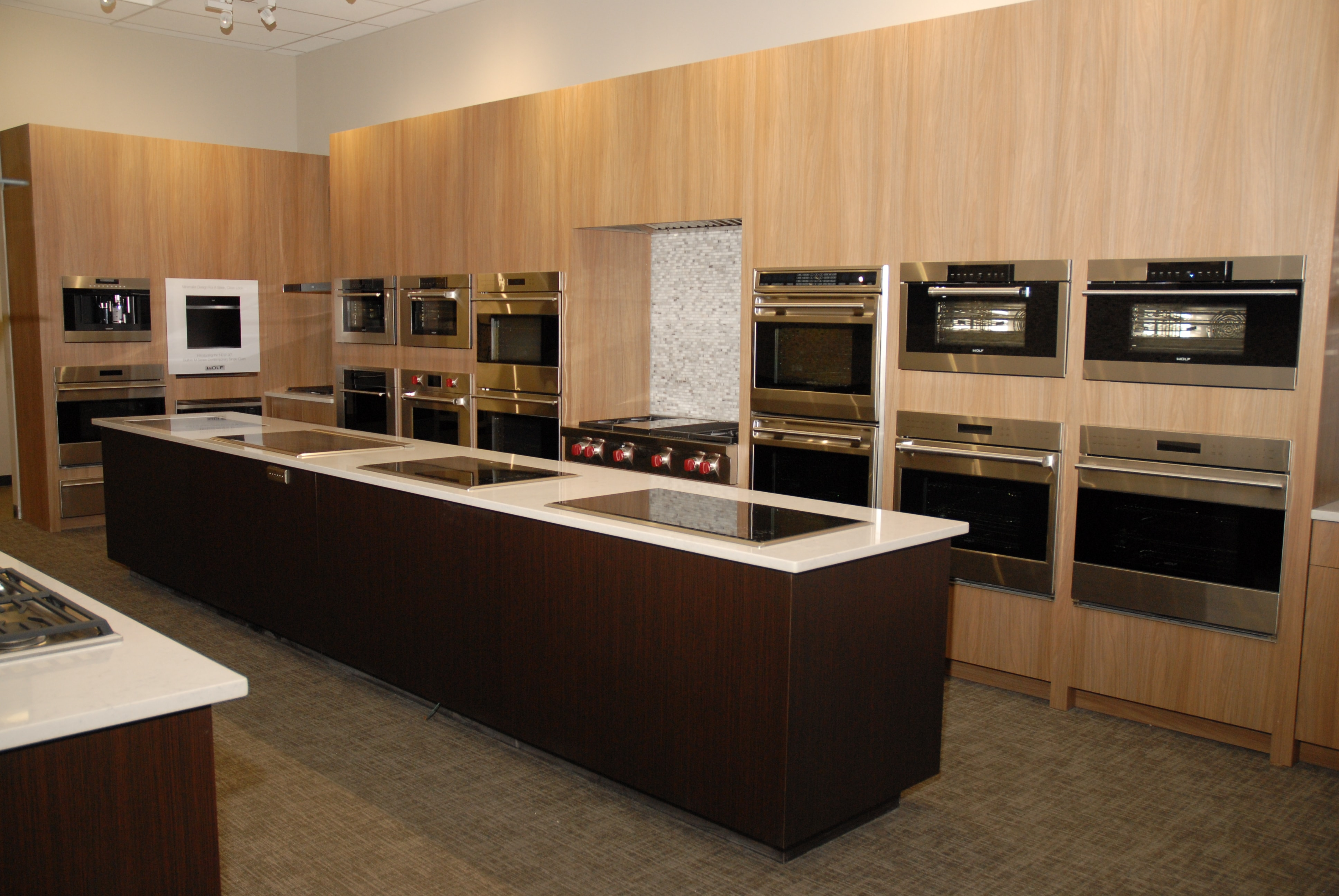 Uncategorized Kitchen Appliance Showroom sub zero and wolf showroom pine brook hours
