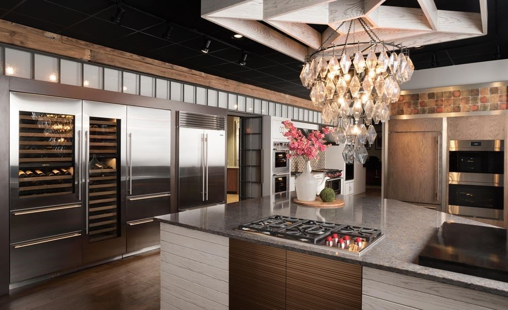 More than just lights and dials, test drive real luxury kitchen appliances at Sub-Zero, Wolf and Cove Showroom in Richmond, Virginia