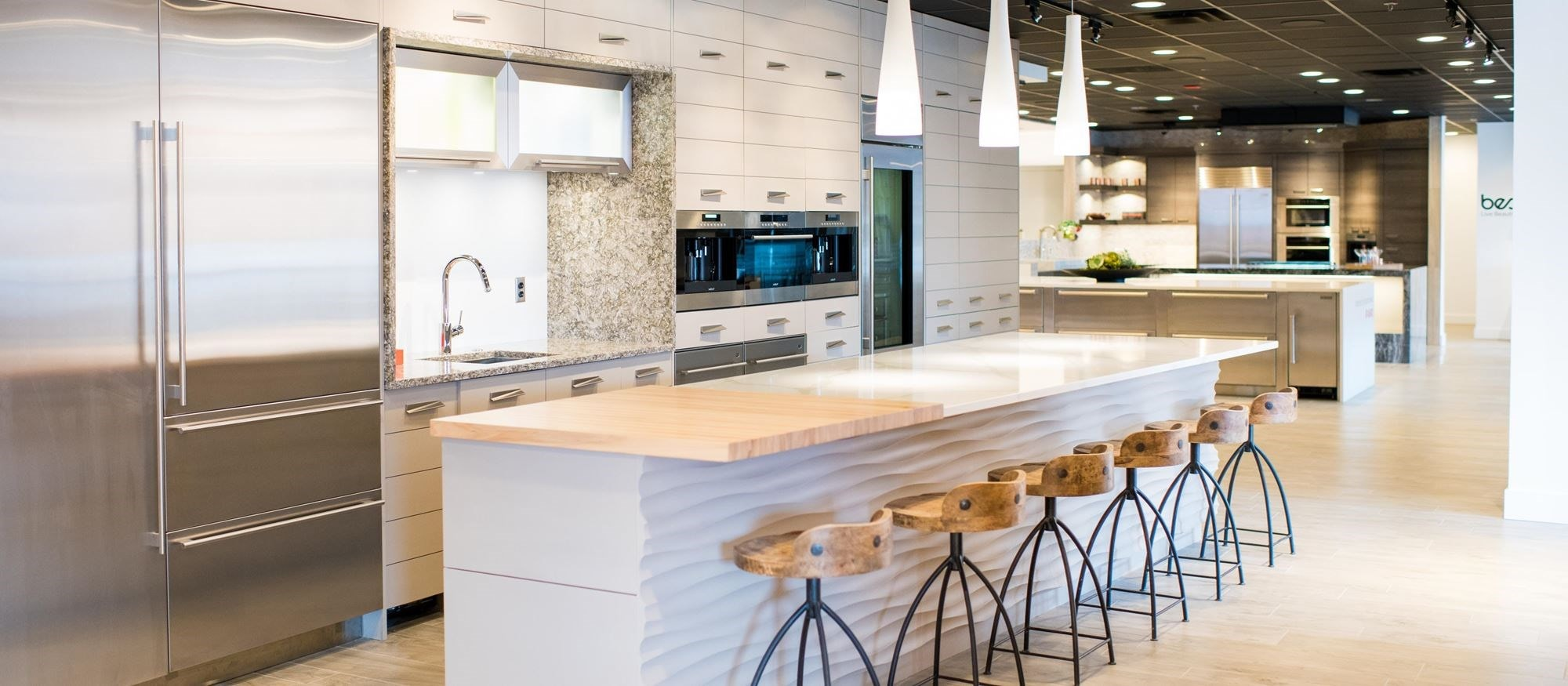 Choose the best combination of appliances with a personal consultation at Sub-Zero, Wolf and Cove Showroom in Salt Lake City, Utah