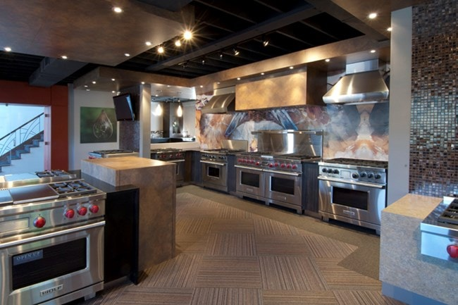kitchen design showroom seattle sub zero wolf and cove showroom seattle by bradlee 222
