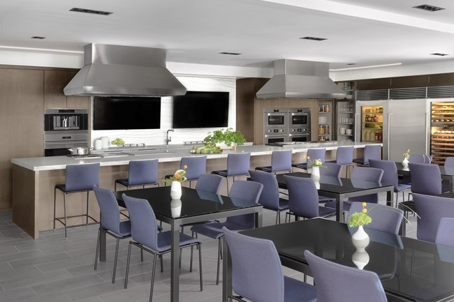 Culinary Kitchen Sub-Zero, Wolf, and Cove Showroom St. Louis by Roth Living