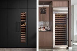 Wine Storage Refrigeration Coolers Sub Zero