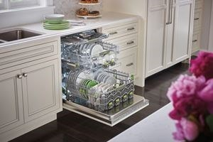 Cove Dishwasher installation video and accompanying checklist ensures a seamless dishwasher installation.